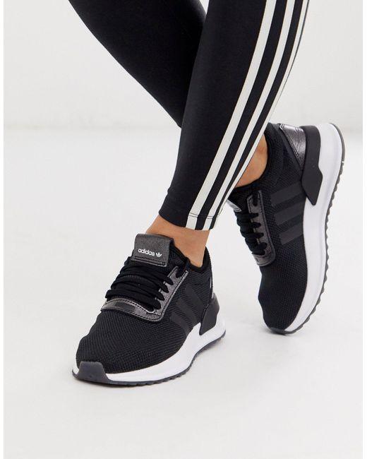 adidas Originals Leather U Path X in