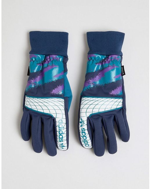 Adidas Originals - Blue Goalie for Men - Lyst
