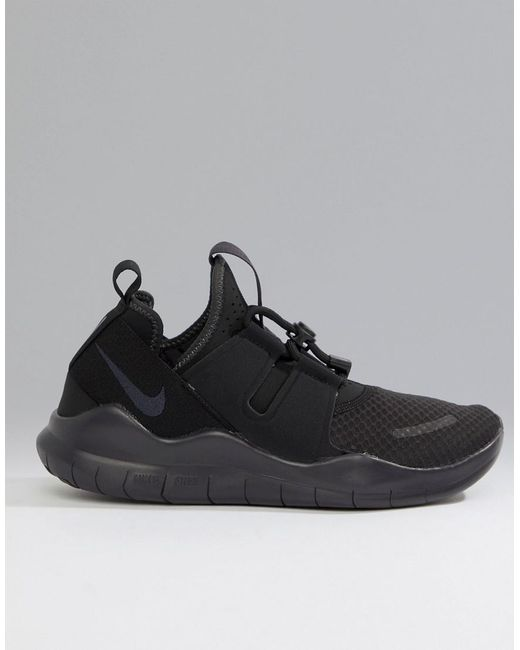 35fc23c5fb81d ... zoom command trainers in triple black aa3984 006 1077a 2daa9  italy nike  free run commuter 2018 trainers in triple black aa1620 002 for men b0dcf  9da60