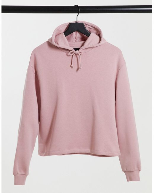 Pieces Pink Hoodie Co-ord