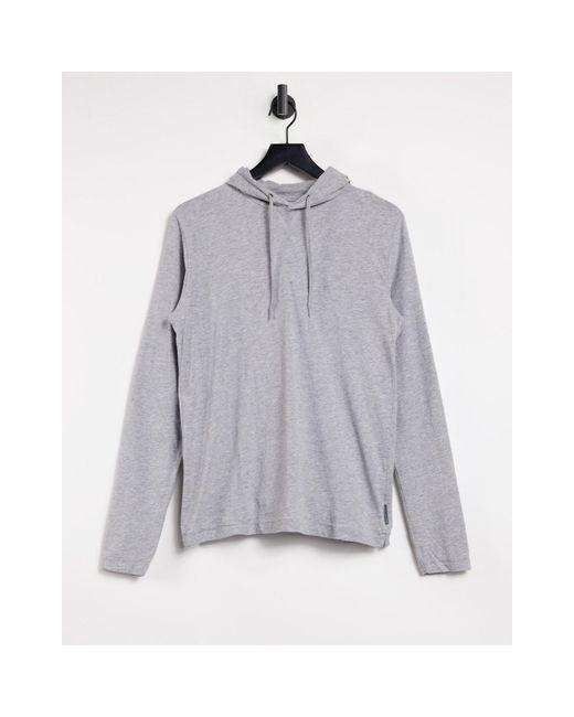 Худи Светло-серого Цвета С Логотипом -серый French Connection для него, цвет: Gray
