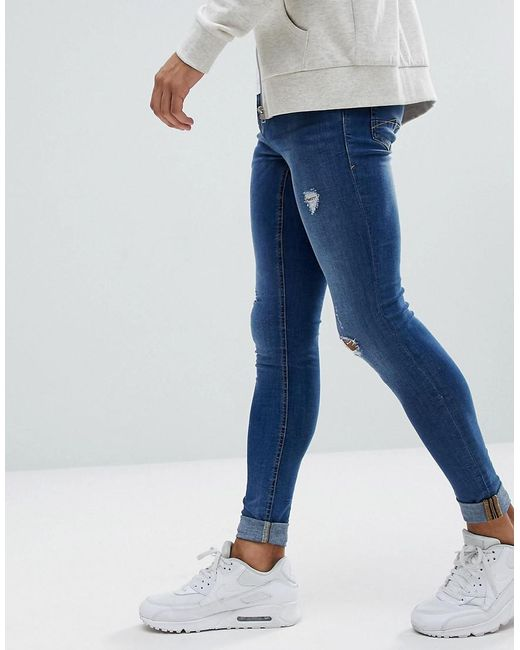 Explore Cheap Online Outlet Best Mens Skinny Jeans Blend Free Shipping Cheap Price 2018 For Sale LIjqoqwXPT