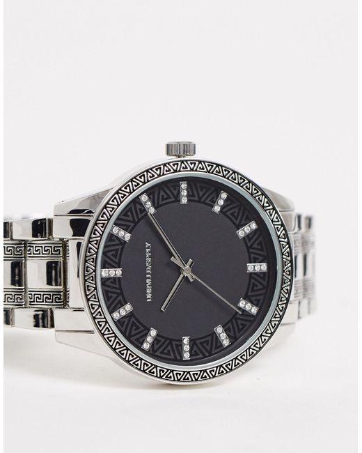 Часы ASOS для него, цвет: Metallic