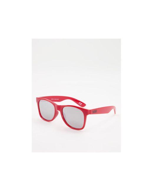 Spicoli - Lunettes Vans pour homme en coloris Rouge - Lyst