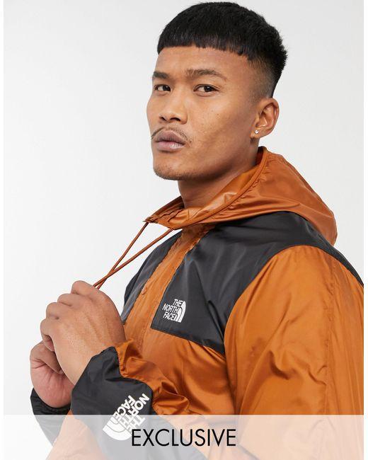Коричневая Куртка 1985 Seasonal Mountain – Эксклюзивно Для Asos-коричневый Цвет The North Face для него, цвет: Brown