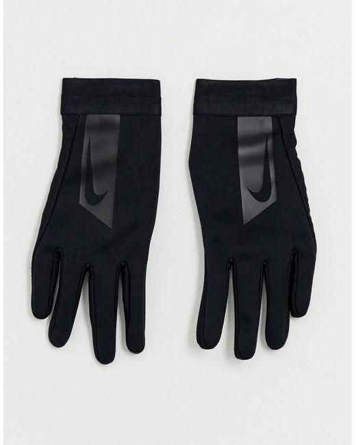 Academy Hyperwarm - Gants Nike Football pour homme en coloris Black