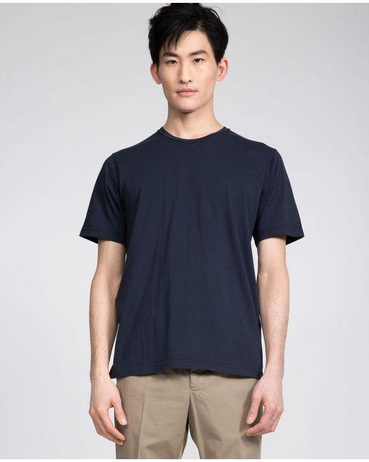 Aspesi - Blue Cotton T-shirt for Men - Lyst