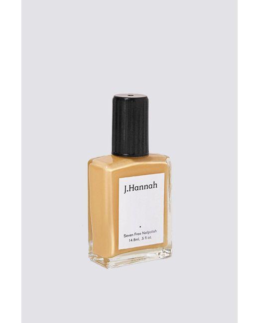 J. Hannah Multicolor Relic Nail Polish