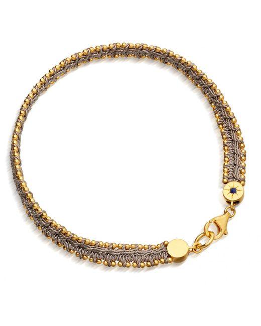 Astley Clarke | Metallic Forever Changed Nugget Bracelet | Lyst