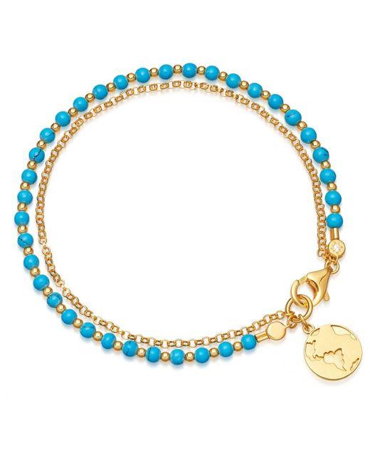 Astley Clarke | Multicolor Earth Biography Bracelet | Lyst
