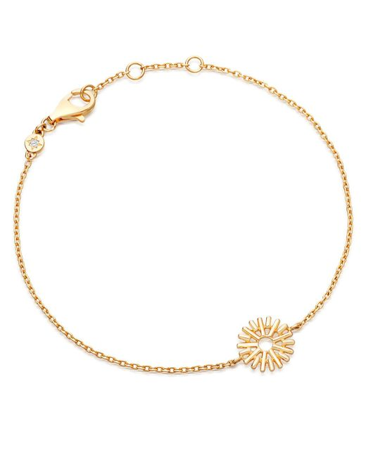 Astley Clarke | Metallic Sun Ray Bracelet | Lyst