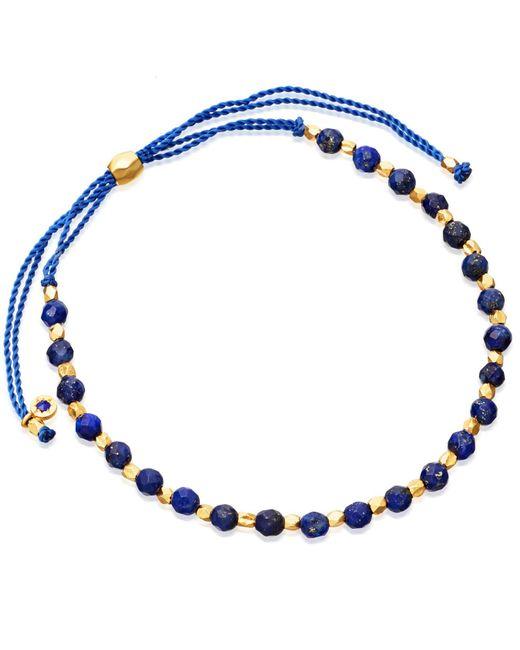 Astley Clarke - Yellow Lapis Skinny Biography Bracelet - Lyst