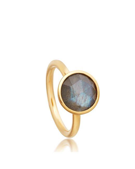 Astley Clarke - Multicolor Round Stilla Ring - Lyst