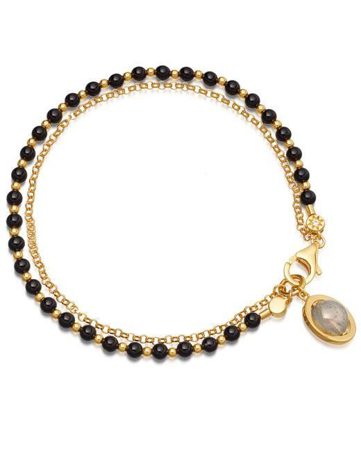 Astley Clarke | Metallic Saturn Biography Bracelet | Lyst