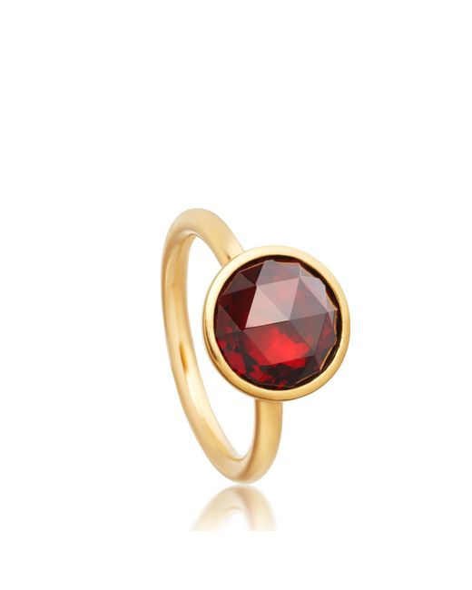 Astley Clarke - Multicolor Round Stilla Ring - Lyst