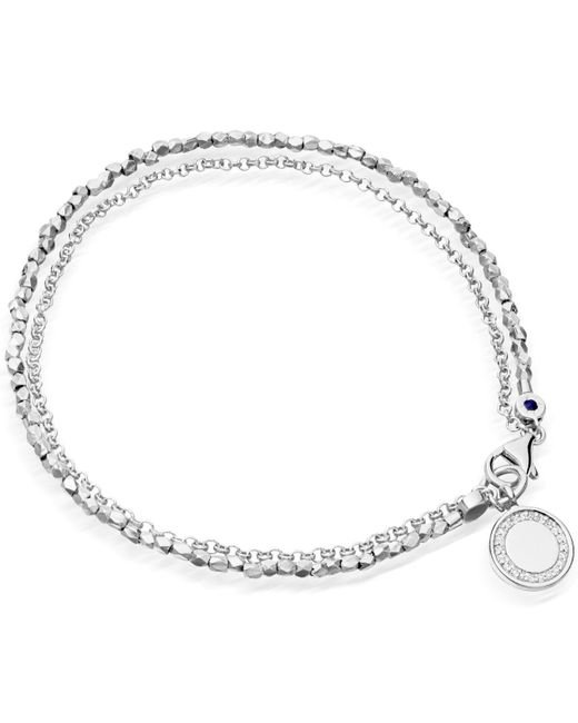 Astley Clarke - Blue Cosmos Biography Bracelet - Lyst