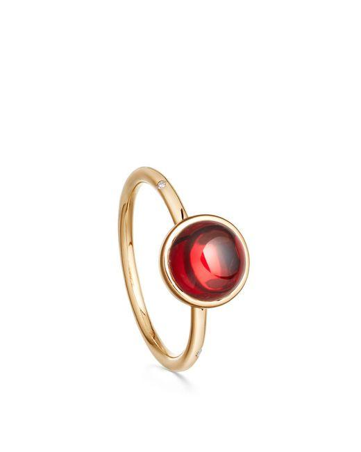 Astley Clarke - Red Garnet Mercury Ring - Lyst