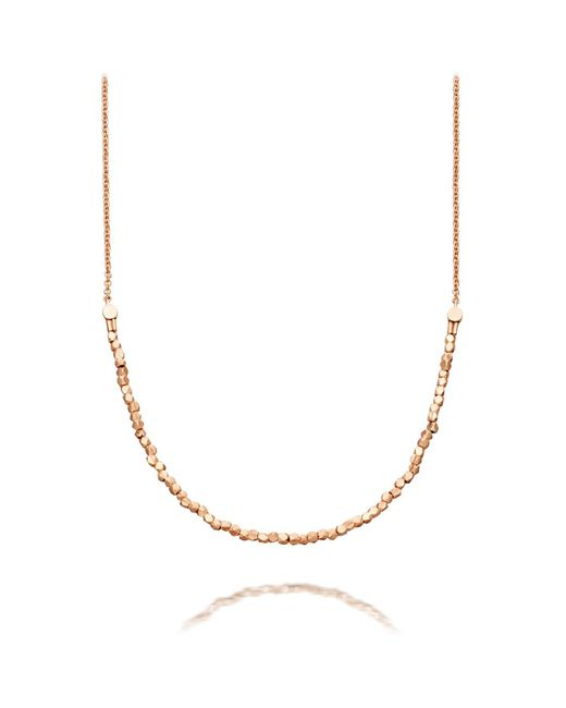 Astley Clarke - Metallic Nugget Detail Biography Necklace - Lyst