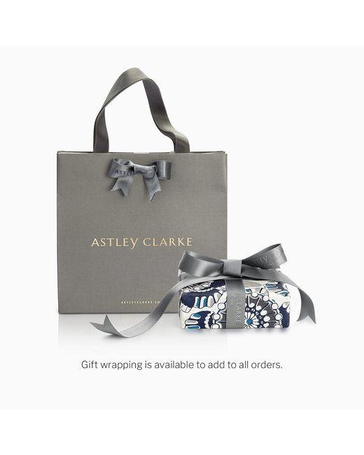 Astley Clarke | Metallic Double Spiga Stilla Ring | Lyst