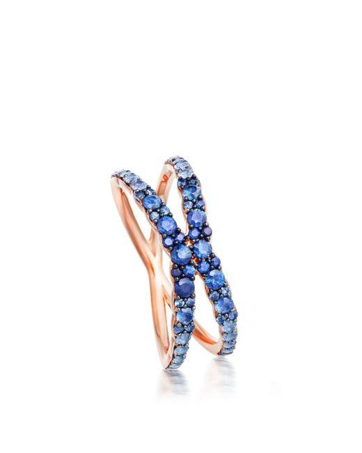 Astley Clarke - Blue Sapphire Fusion Interstellar Ring - Lyst