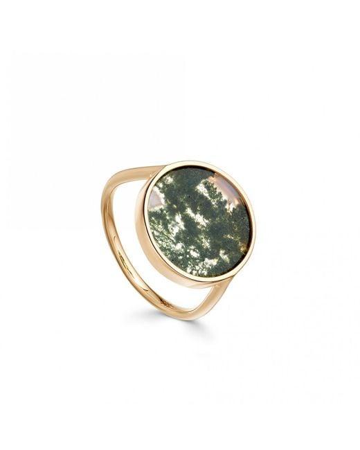 Astley Clarke | Multicolor Moss Agate Venus Ring | Lyst