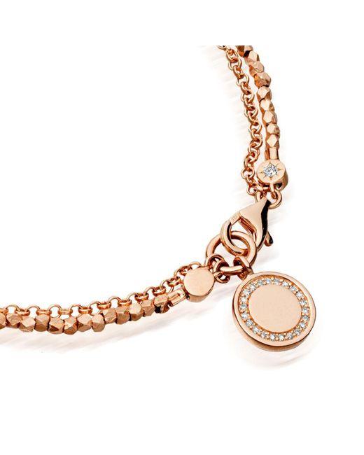 Astley Clarke Metallic Cosmos Biography Bracelet