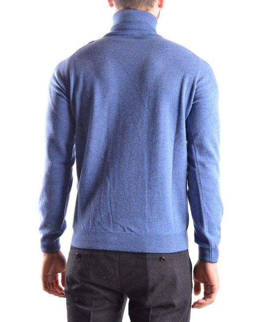 Altea Blue Sweater for men