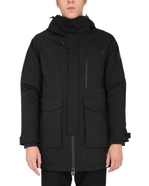 Tatras Men's Mtla20a411101 Black Other Materials Outerwear Jacket for men