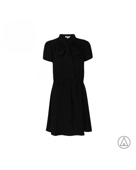 MICHAEL Michael Kors - Michael Kors Mini Dress In Black - Lyst