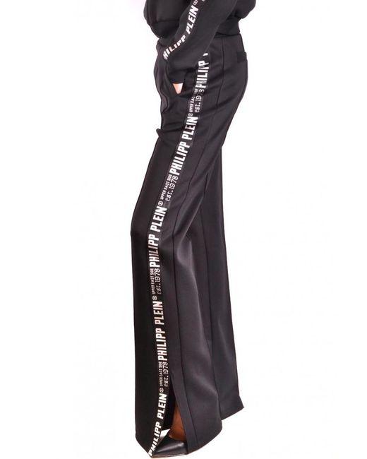BROGNANO Black Trousers