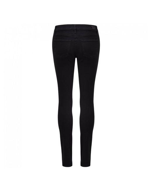 PAIGE - Black Verdugo Ultra Skinny Jeans - Lyst