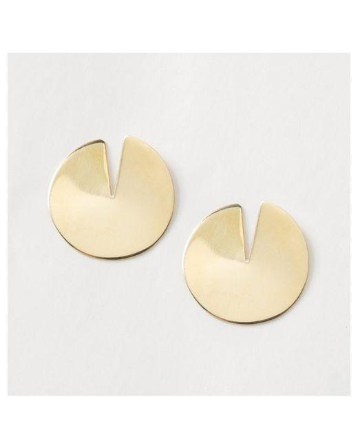 Soko - Metallic Sia Stud Earrings - Lyst