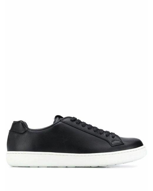 Church's Men's Eeg024ff2f0xao Black Leather Sneakers for men
