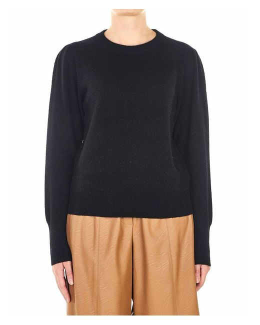 360 Sweater 360 Cashmere Women's 42270black Black Cashmere Sweater