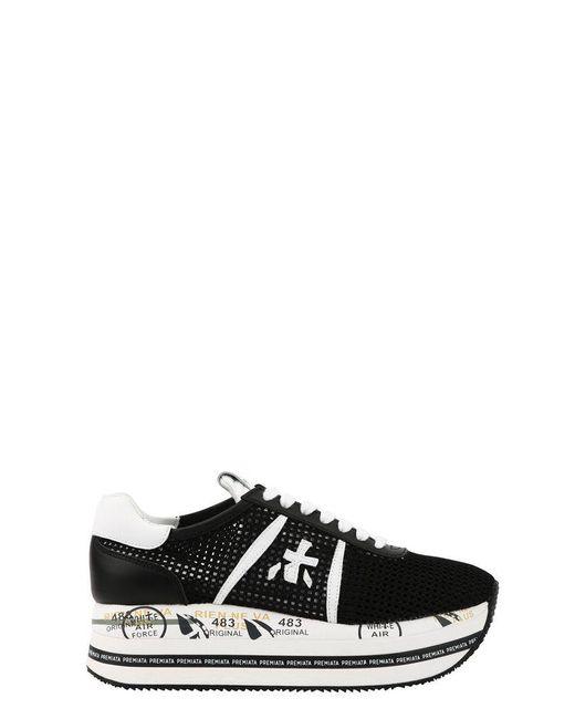 Premiata Sneakers Black