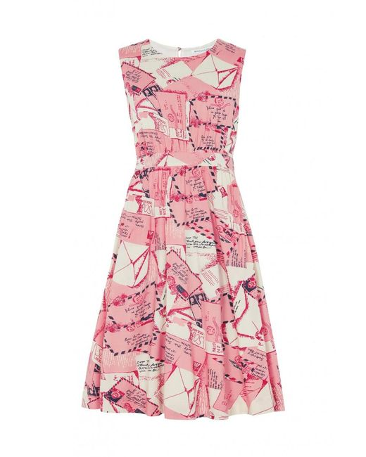 bb4f18d3552 ... Emily and Fin - Pink New Lucy Loveletters Dress - Lyst ...