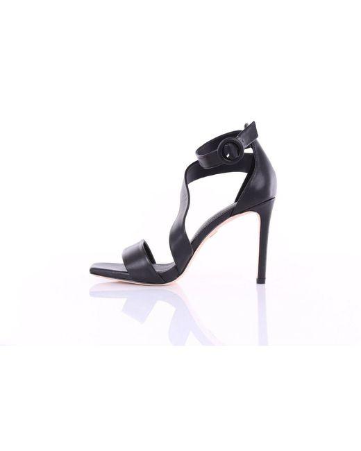 Lola Cruz Sandals With Heel Women Black