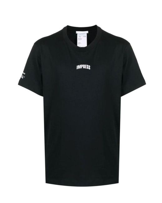 Helmut Lang T-shirts And Polos Black for men