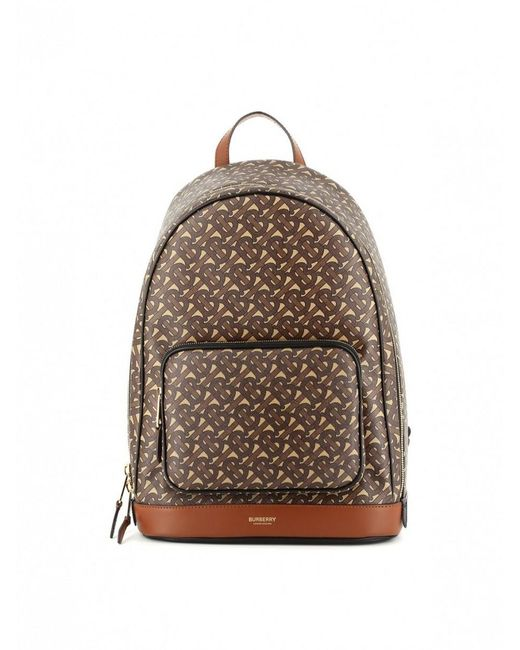 Burberry Backpack In Brown for men