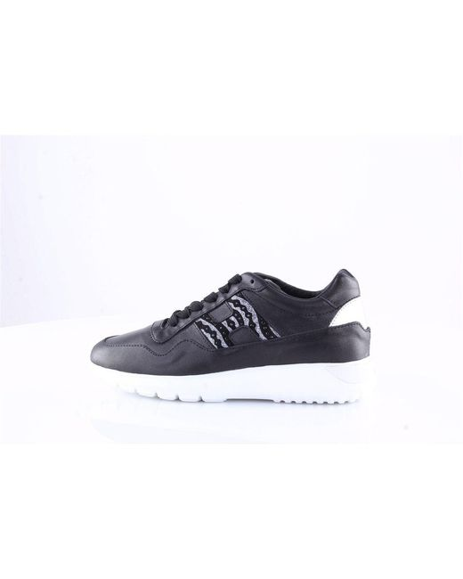 Hogan Sneakers High Women Black