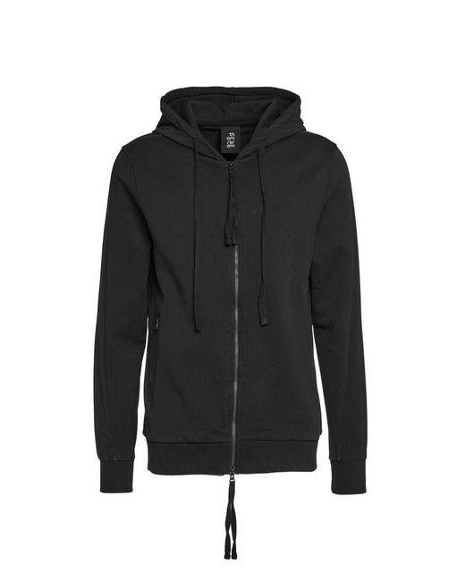 Thom Krom Men's Msj46111black Black Other Materials Sweatshirt for men