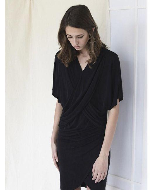 INTROPIA - 5618.521 Dress In Black - Lyst