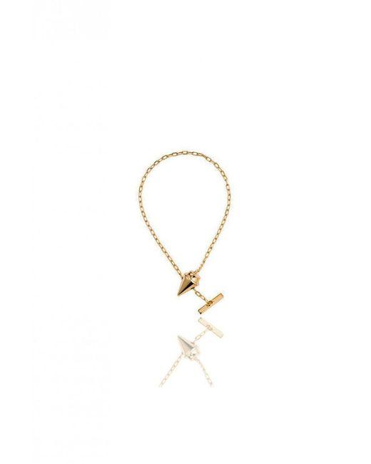 Vita Fede - Metallic Delicati Titan Chain Bracelet - Lyst