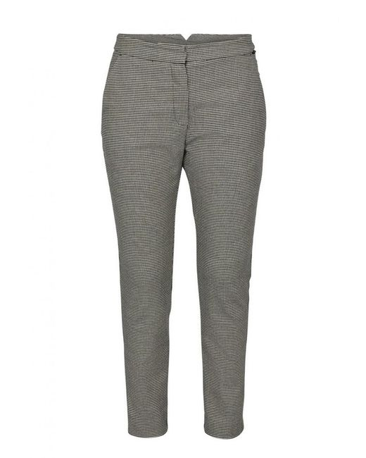 Numph - Gray New Gillen Pants - Lyst