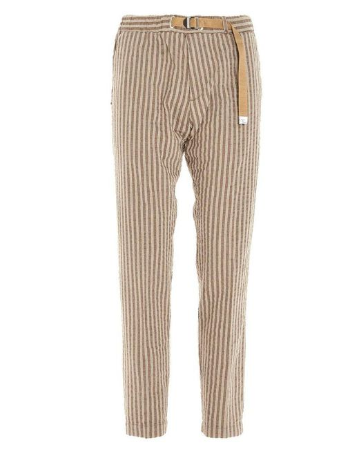 White Sand Natural Men's 20su66317245 Multicolor Pants for men