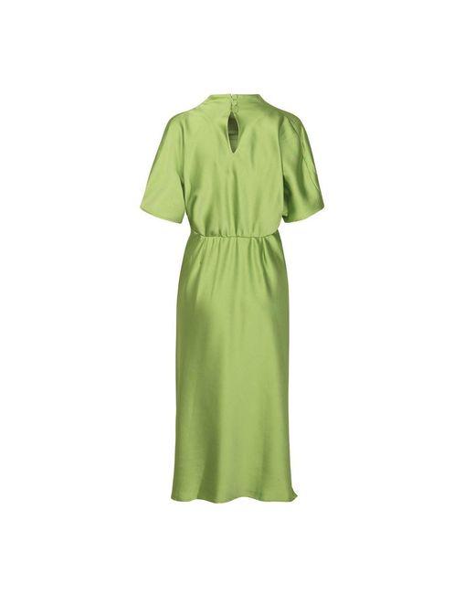 Stine Goya Rhode Dress Green