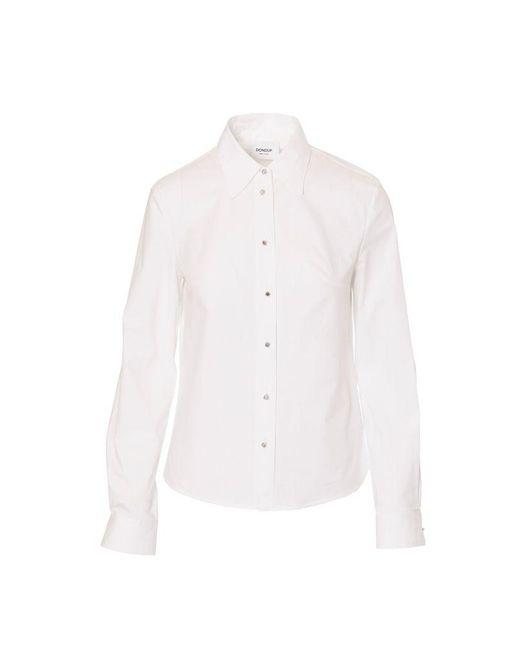 Dondup Shirts White