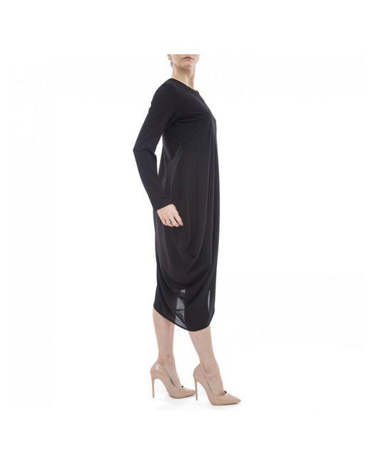 Crea Concept - Dress Black 28111 - Lyst