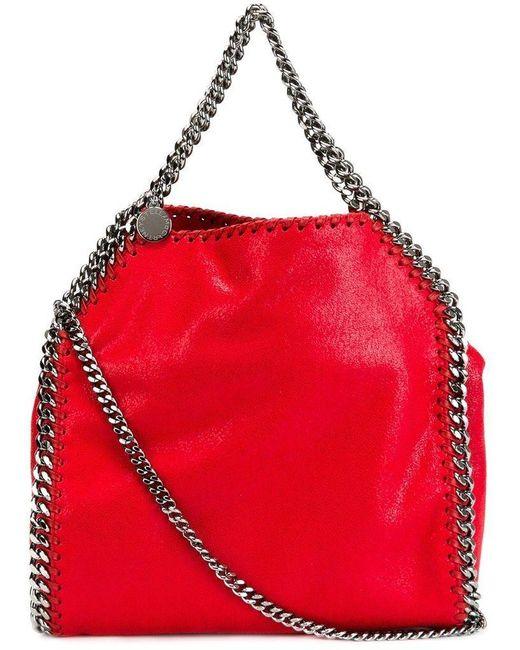 Stella McCartney Women's 371223w91326501 Red Polyester Handbag