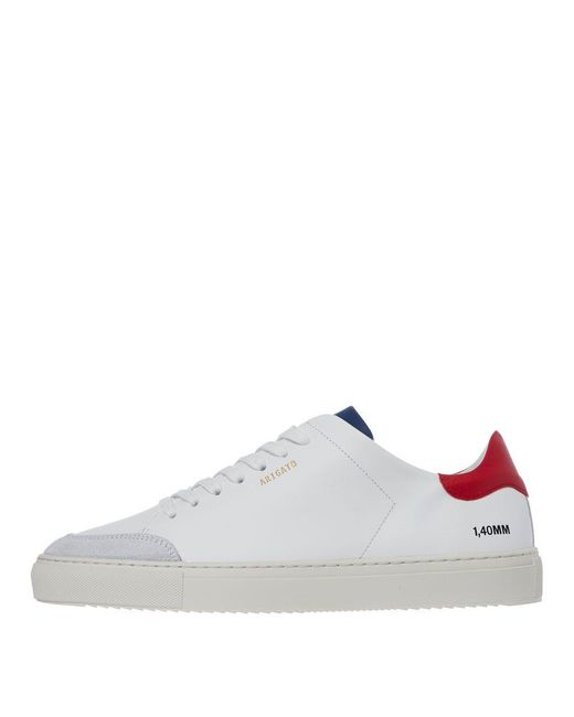 Axel Arigato Clean 90 Triple - White / Blue / Red for men